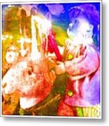 Wonderland - Toy Dreams 5 Metal Print
