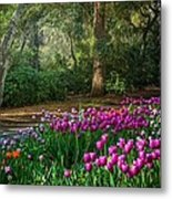 Wooded Bliss Metal Print