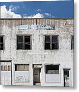 Woodgate Building Metal Print