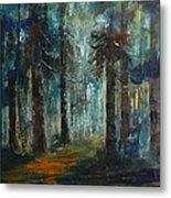 Woodland At Wilsonia 02 Metal Print