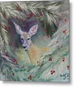 Woodland Spirit Metal Print