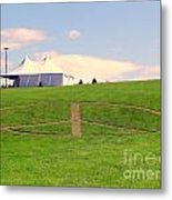 Woodstock Hill Of Peace Metal Print