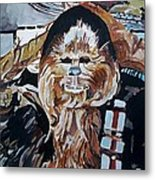 Wookiees Are Known To Do That Metal Print