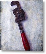 Work Wrench Metal Print