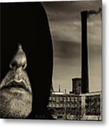 Working Class Man Metal Print