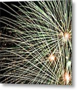 Works Of Fire IIi Metal Print