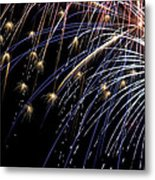 Works Of Fire Vi Metal Print