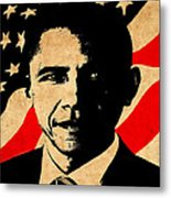 World Leaders 1 Metal Print by Andrew Fare