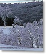 World Of Jack Frost Metal Print