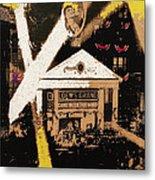 World Premier Gone With The Wind Loew's Grand Theater Atlanta Georgia December 1939-2008 Metal Print