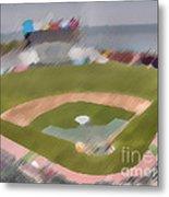 World Series Batting Practice - Att Park Metal Print