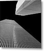 World Trade Center 2 Metal Print