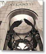 World War 2 Atlantic Memorial Metal Print
