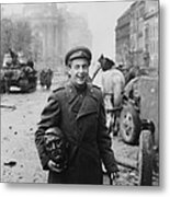 World War 2, Battle Of Berlin, April Metal Print