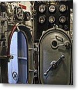 World War 2 Era Submarine Hatch - Pearl Harbor Metal Print