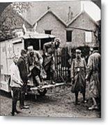 World War I: Ambulance Metal Print