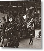 World War I Celebration Metal Print