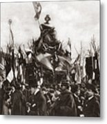 World War I Monument Metal Print