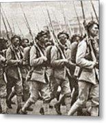 World War I Paris, C1917 Metal Print