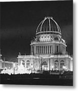 Worlds Columbian Exposition Administration Building Chicago 1893 Metal Print