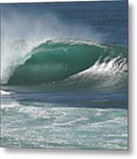 World's Most Perfect Wave . . . Metal Print