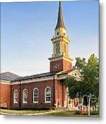 Worthington Presbyterian Church Metal Print