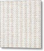 Woven Fabric Metal Print by Tom Gowanlock