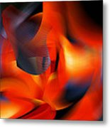 Wow  All That Bright Color Metal Print