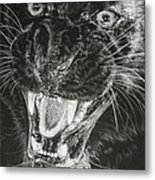 Wrath Metal Print