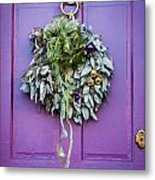 Wreath 17 Metal Print