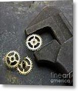 Wrench Metal Print