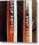 Wrench Handles D Metal Print