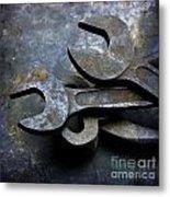 Wrenchs Metal Print