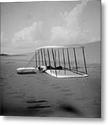 Wright Brothers 1 Metal Print