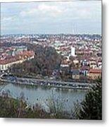 Wuerzburg Metal Print