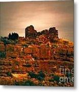 Wupatki National Monument-ruins V13 Metal Print