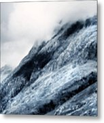 Wuthering Heights. Glencoe. Scotland Metal Print by Jenny Rainbow