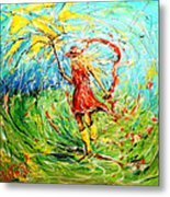 Wuthering Heights Metal Print