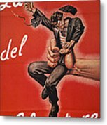 Wwii: Italian Poster, 1944 Metal Print by Granger