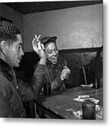 Wwii: Tuskegee Airmen, 1945 Metal Print