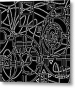 Imagine / Wyobrazaj  Metal Print