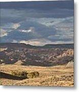 Wyoming Hills Metal Print