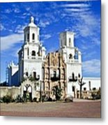 Xavier Tucson Arizona Metal Print