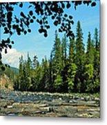 Yaak River Metal Print