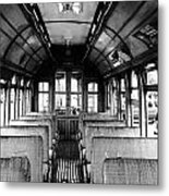 Yakima Trolley Metal Print