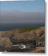 Yaquina Head Lighthouse-newport Metal Print