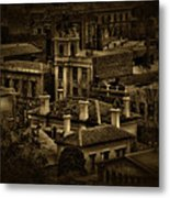 Ye Olde Bendigo Metal Print by John Monteath