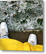 Yellowjacketcomp 2009 Metal Print