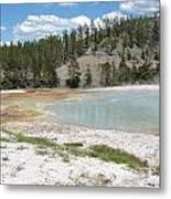 Yellowstone 1 Metal Print
