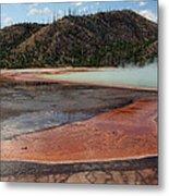 Yellowstone 27 Metal Print